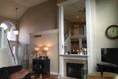 precise painting interior